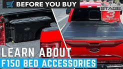 Before You Buy: F150 Bed Storage And Protection