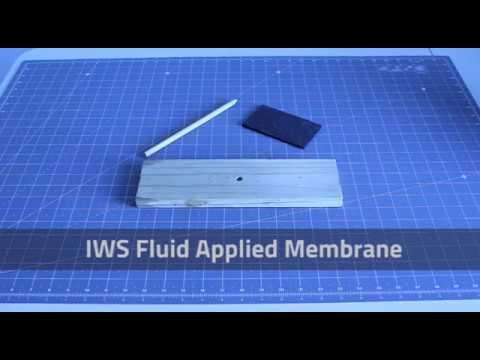 Cold Fluid Applied Asphaltic Liquid Rubber