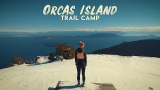 2019 orcas island trail camp the ginger runner
