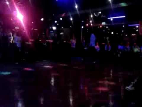 Michael Jackson Clipdance @ Open Dag Dansschool Corma Den Helder 06-09-2009
