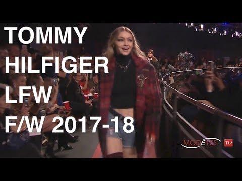 TOMMY HILFIGER | FW 2017-18 | LONDON FASHION SHOW