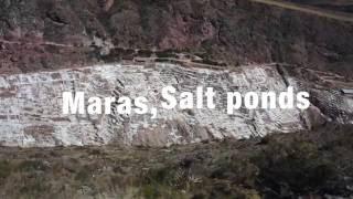 (11) The Ancient Salt Ponds of Maras, Peru ~ Kuriositas; June 16, 2016