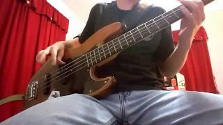 godsmack whiskey hangover bass cover