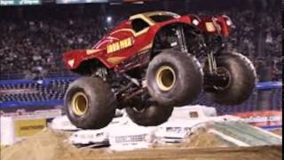 Monster Jam Iron Man Theme Song