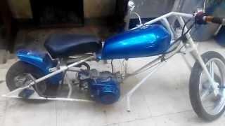 Homemade Mini Chopper Honda Gx160