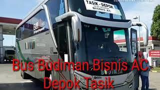 Download Video Santai, ternyaman Dikelasnya  Bus Budiman Depok Tasik Tak ada Bandingannya MP3 3GP MP4