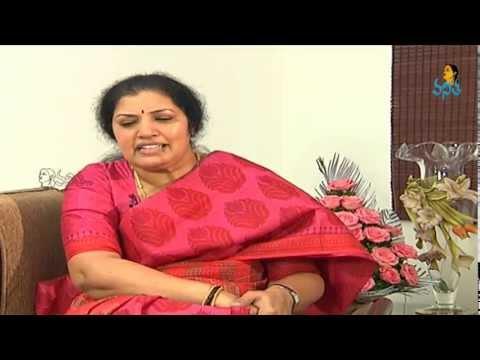 Daggubati purandeswari personal interview chatta sabhallo vanitha vanitha tv