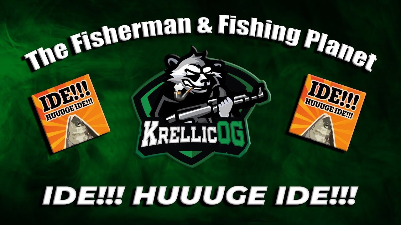 ???? IDE! Huuuge Ide!!! Event Guide!! 1st place Hot spots. The Fisherman / Fishing Planet
