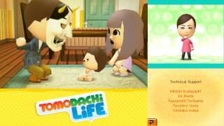 Tomodachi Life: Kaylee is born and Piper grows up