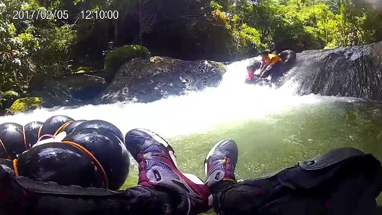 extreme river tubing at lake sebu south cotabato youtube