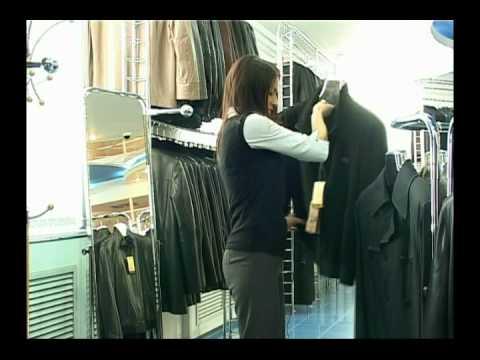 """""""Шанс"""" - Мужские кожаные куртки"""