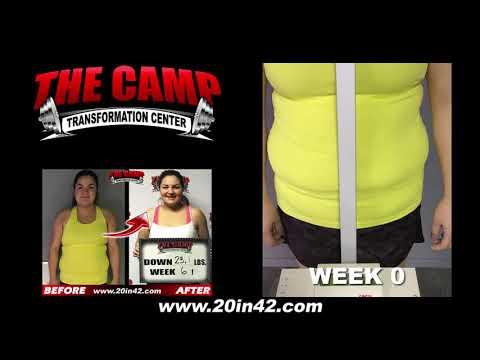 Bakersfield Weight Loss Fitness 6 Week Challenge Results - Jasmine H.