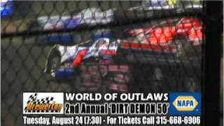 World of Outlaws Late Models at Brewerton Speedway