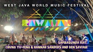 Botol Kecap Sambasunda Live at RAWAYAN World Music Festival 2019