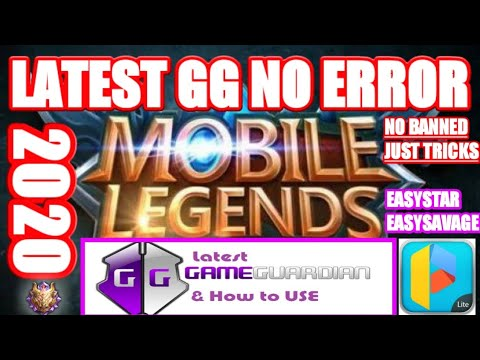 Mobile Legends: Bang Bang Download GameGuardian & How To Use GameGuardian | 💯Working |NO ROOT 2020