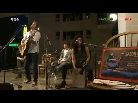 Jason Mraz with friends unplugged Eco Live(20130516)