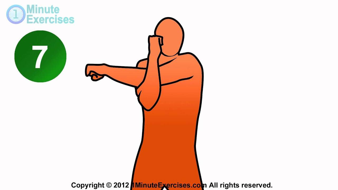photo Shoulder Stretches