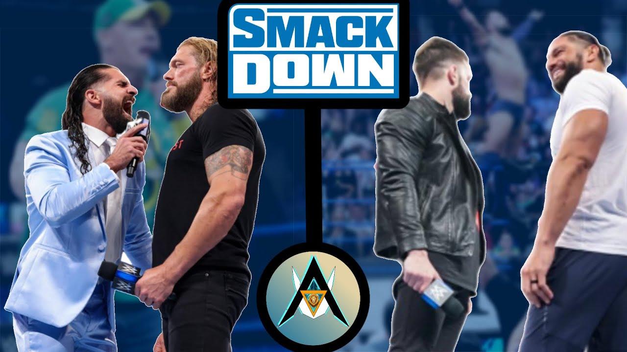 WWE SMACKDOWN 23/07/2021   Resumen Random de WWE SMACKDOWN en español