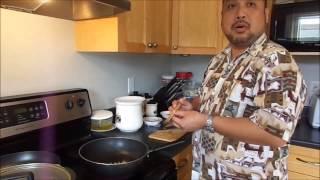 Andy Xuan Bach Tran-Băt và chế biến Ba khía