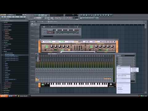 Sylenth1 : Sound Tutorial #05 - Psytrance Bassline [Deutsch]