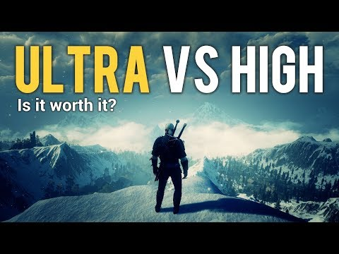 Are Ultra Settings REALLY Worth it?