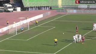 Sažetak utakmice Olimpic - Sarajevo 1:3