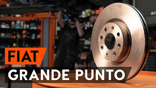 Watch our video guide about FIAT Brake rotors kit troubleshooting