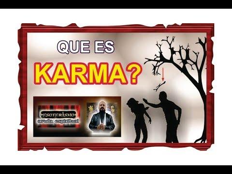 QUE ES EL KARMA - SIGNIFICADO | ESOTERISMO AYUDA ESPIRITUAL