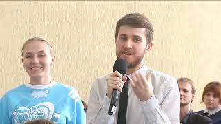 Роман Старовойт пообщался «на равных» с курской молодежью