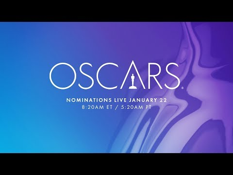 91st Oscar Nominations Youtube