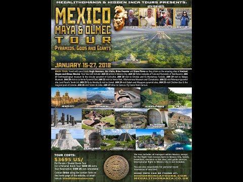 Exploration Of Ancient Mexico January 2018