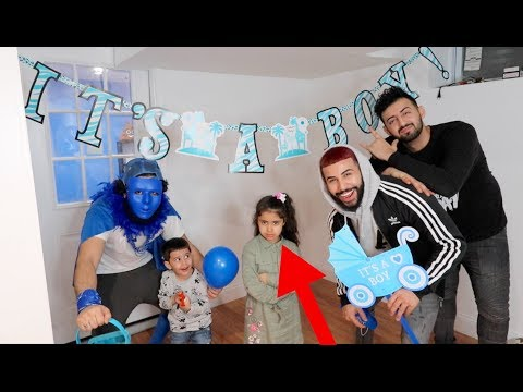 MOST HEARTBREAKING GENDER REVEAL EVER!!!