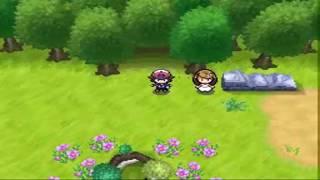 Pokemon Edición Negra Capturando a Flareon del Dream World
