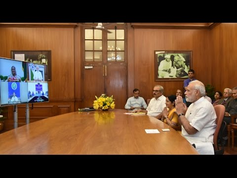 PM Modi at inauguration of India-Bangladesh Integrated Check Post