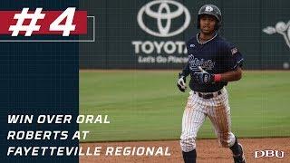 #4 - DBU Baseball