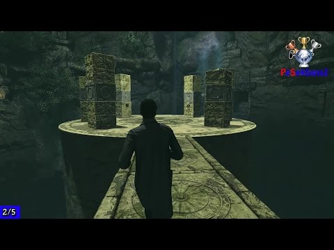 Mayan Temple Puzzles Solutions - Sherlock Holmes: The Devil's Daughter
