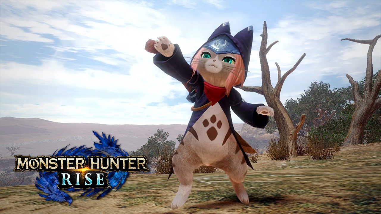 Monster Hunter Rise - 6월~7월 업데이트 소개 영상