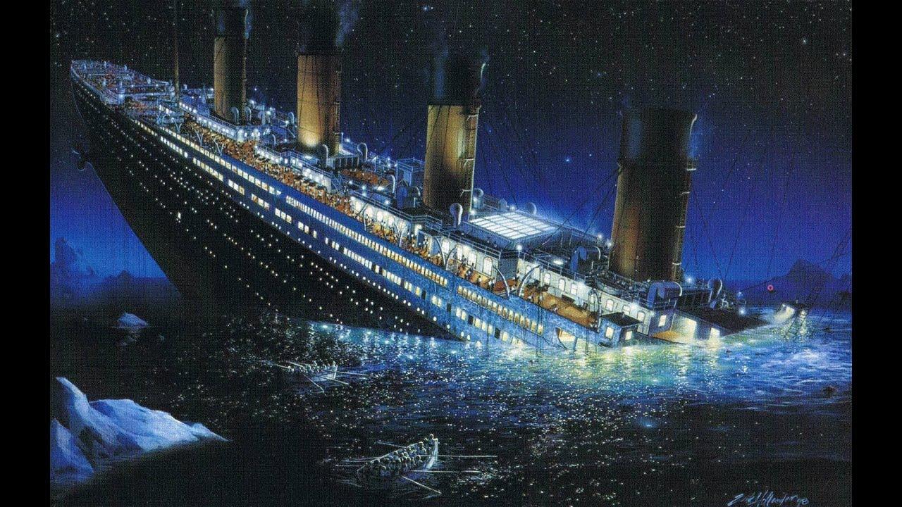 """Титаник """"непотопимият"""" - п-р Татеос - 14.04.2019г # - YouTube"""