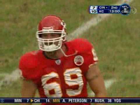 Bengals vs Chiefs 2007 Week 6