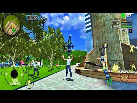 amazing-combat-skills-|-rope-frog-ninja-hero-android-gameplay