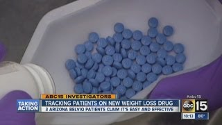 Arizona patients see BIG diet drug results