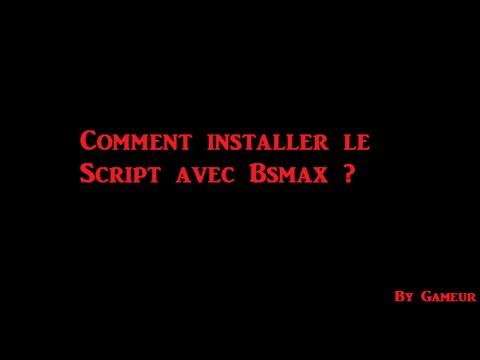 bsmax script gratuit