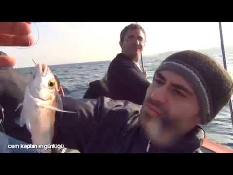 94Cem Kaptan'ın Günlüğü karaburun balık avı 2 bölüm05 01 2015 - YouTube