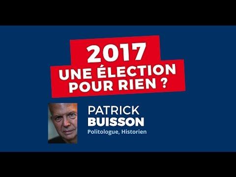 Patrick BUISSON à Versailles le 16 mai 2017