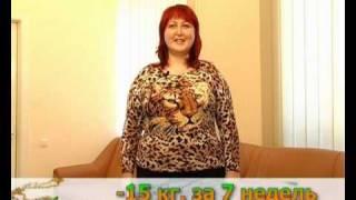 Похудеть на 60кг (3)  -15кг за шесть недель!