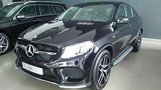 In Depth Tour Mercedes Benz GLE 43 Coupe C292 - Indonesia