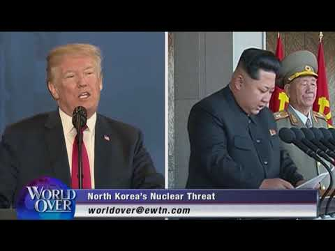World Over - 2018-05-17 - North Korea and the Middle East, Walid Phares with Raymond Arroyo