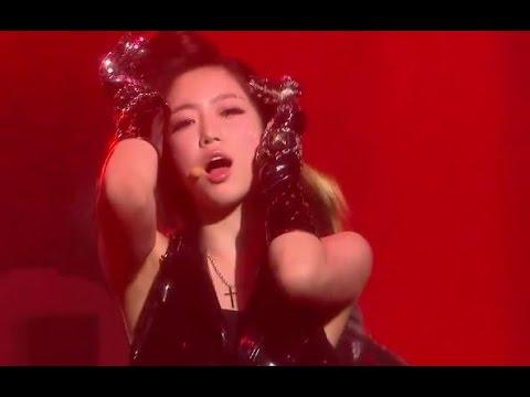 TARA  Crazy because of you, 티아라  너 때문에 미쳐, Music Core 20100320