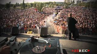 mic aberracion  en music evolution festival 2010 -por 33rec