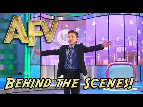 AFV ADVENTURE!!! We're on TV! Behind-the-Scenes